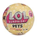 L.O.L. Surprise! - Pets S3 Mascota, color unique, 1 unidad (Giochi Preziosi LLL00000) [modelos surtidos]