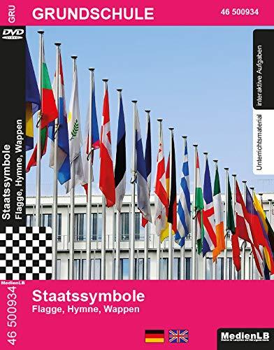 Staatssymbole - Flagge, Hymne, Wappen Nachhilfe geeignet, Unterrichts- und Lehrfilm