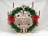 Bloomingdeel Advent Dekoration Friesenbaum handgefertigt Jöölboom Kenkenbuum Weihnachtsbaum Sylt