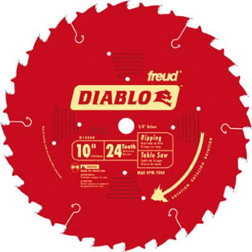 Diablo D1024X Ripping Saw Blade