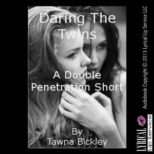 Daring the Twins audiobook cover art