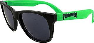 (スラッシャー)THRASHER MAGZINE ビアゴーグル サングラス 眼鏡 Beer Goggles Green×Black(グリーン×ブラック)