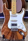 Fender Rarities American Original '50s Koa Top Stratocaster Natural