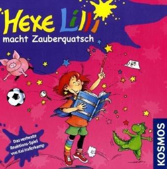 Hexe Lilli macht Zauberquatsch (Kinderspiel)