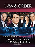 Law & Order: Fifth Year [DVD] [Import]