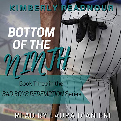 Bottom of the Ninth audiobook cover art