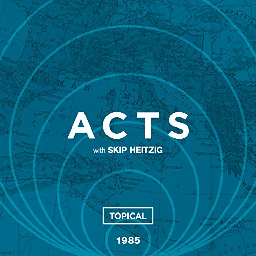 44 Acts - Topical - 1985 audiobook cover art