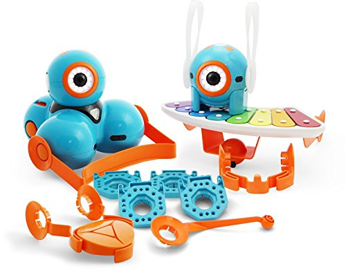 MakeWonder WP01 Workshop Dash und Dot Roboter Wonder Pack Spielzeug