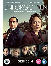 Unforgotten - Series 4 [DVD] [2021]