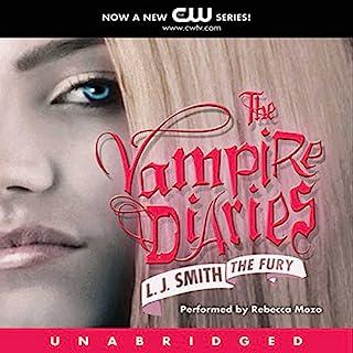 The Vampire Diaries, Book 3 audiobook cover art
