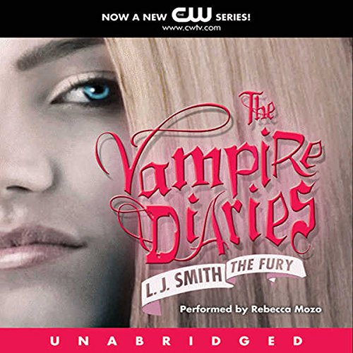 The Vampire Diaries, Book 3 audiobook cover art