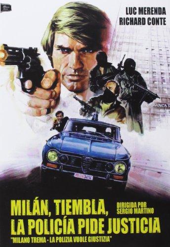 Milán, Tiembla, La Policía Pide Justicia [DVD]