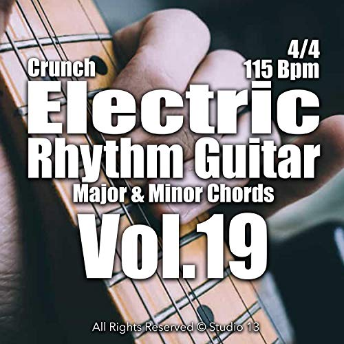 Crunch Guitar Spinnin indie Effect Chord Bm