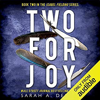 Two for Joy                   Written by:                                                                                                                                 Sarah Denzil                               Narrated by:                                                                                                                                 Jasmine Blackborrow                      Length: 7 hrs and 33 mins     2 ratings     Overall 4.5