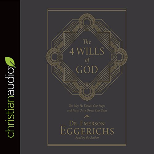 The 4 Wills of God audiobook cover art