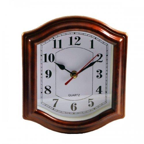 Lindo Relógio De Parede Analógico 22cm