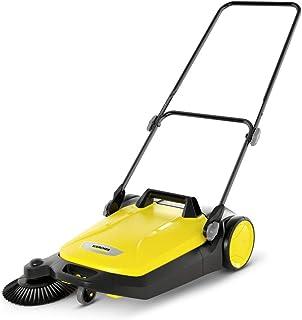 Kärcher 1.766-320.0 S4 Manual Outdoor Push Sweeper, Multicolor
