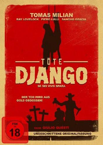 Töte Django [Limited Edition]