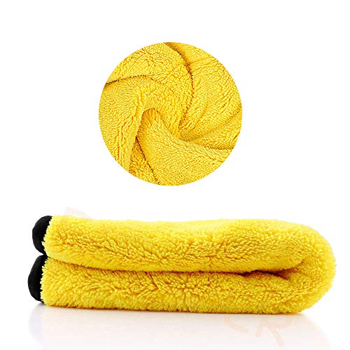 Kirkland 40cm Ultra Plush Soft Microfibre Car Polishing Household Cloth CLEANING