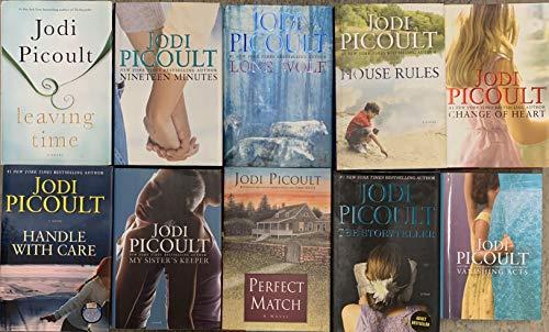 Jodi Picoult Collection 10 Novel Set