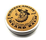 Honest Amish Beard Balm Leave-in Conditioner - Made...
