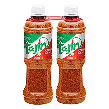 Tajín Clásico Chile Lime Seasoning 14 oz  Pack of 2