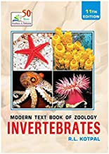 Modern Textbook of Zoology Invertebrates