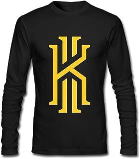Men's 2# Basketball Player Casual Premium Long Sleeve Soft T-Shirt