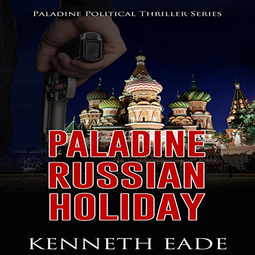 Russian Holiday audiobook cover art