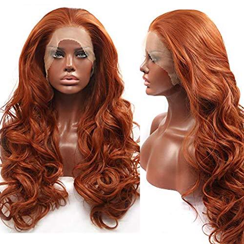 comprar pelucas naturales cobrizas en línea