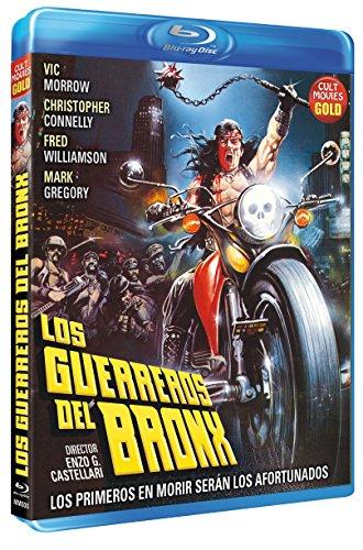 Los Guerreros del Bronx (I guerrieri del Bronx) [Blu-ray]