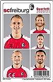 Freiburg SC Quartett Karten 2020/21