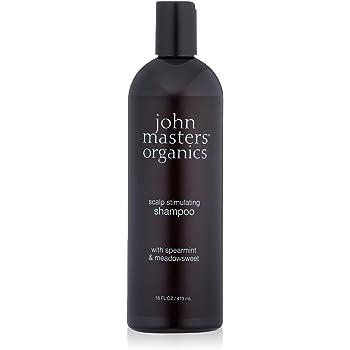 ジョンマスターオーガニック(john masters organics) S&Mスキャルプシャンプー N(スペアミント&メドウスイート)473mL