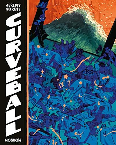 Curveball (17 X 23 Comics)