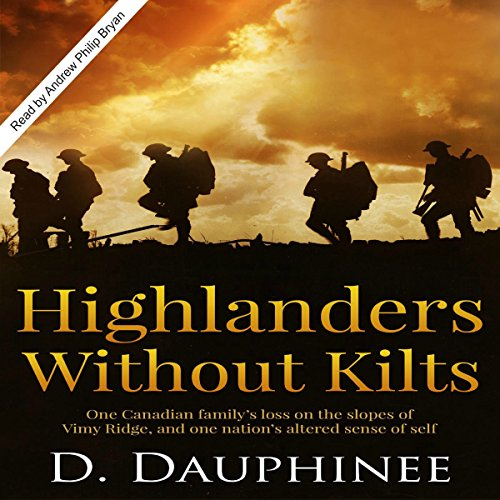 Highlanders Without Kilts cover art