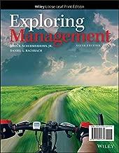 Exploring Management, Loose-Leaf Print Companion