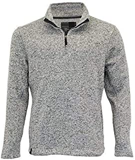Dissident Mens Sweatshirt Jumper Zip Pullover Funnel Neck Fleece Lined Winter