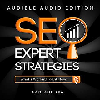 SEO Expert Strategies cover art