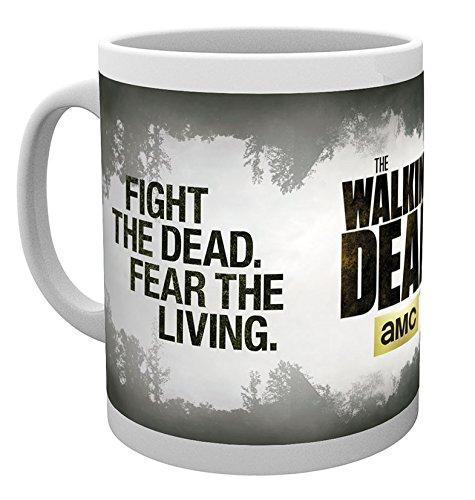 GB Eye LTD, The Walking Dead, Fight The Dead, Taza