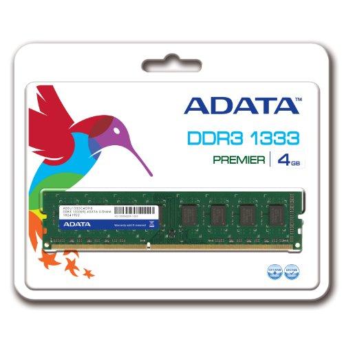 Adata 4GB DDR3 1333 PC3 10600 RAM