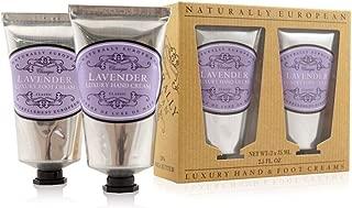 Naturally European - Luxury Hand & Foot Cream Gift Set (Lavender)