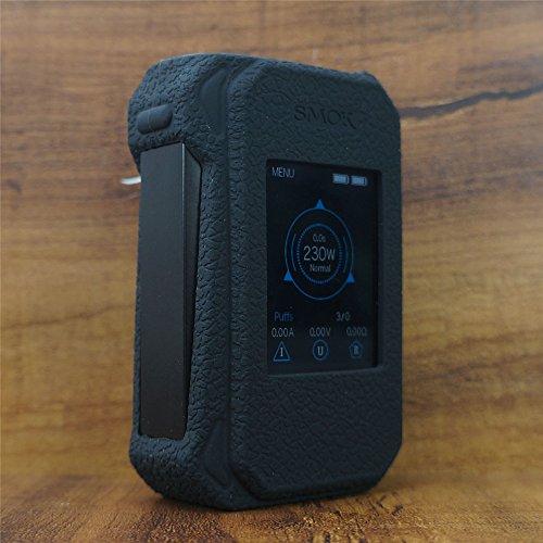 ModShield for Smok G-Priv 2 230W TC Silicone Case ByJojo Cover Shield Wrap Skin (Black)