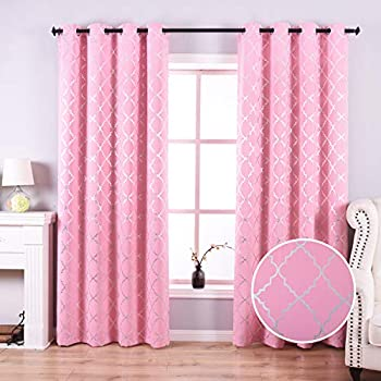 Best pink curtains for bedroom Reviews