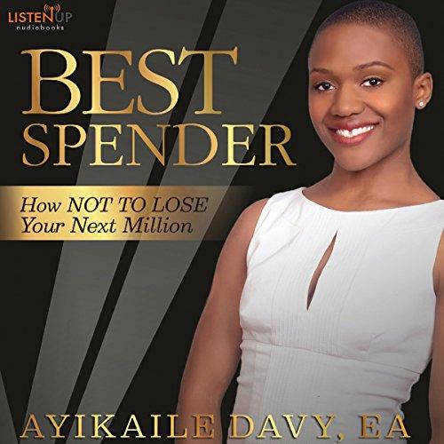 Best Spender audiobook cover art