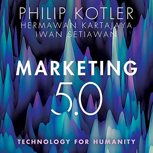 Couverture de Marketing 5.0