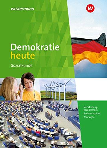 Demokratie heute - Ausgabe 2018 für Mecklenburg-Vorpommern, Sachsen-Anhalt und Thüringen: Schülerband