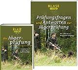 BLASE - Die Jägerprüfung + BLASE - Prüfungsfragen und Antworten zur Jägerprüfung: im Set - Edition Jafona im Quelle & Meyer Verlag