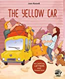The Yellow Car (eng): English Children's Books - Learn to Read in CAPITAL Letters and Lowercase : Stories for 4 and 5 year olds: 8