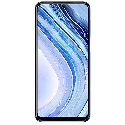 Redmi Note 9 Pro Max (Interstellar Black, 6GB RAM, 64GB Storage) - 64MP Quad Camera & Latest 8nm Snapdragon 720G | with 12 Months No Cost EMI