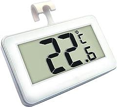 Termómetro Colgante Impermeable Pantalla LCD Digital de Temperatura Alarma Contra Heladas